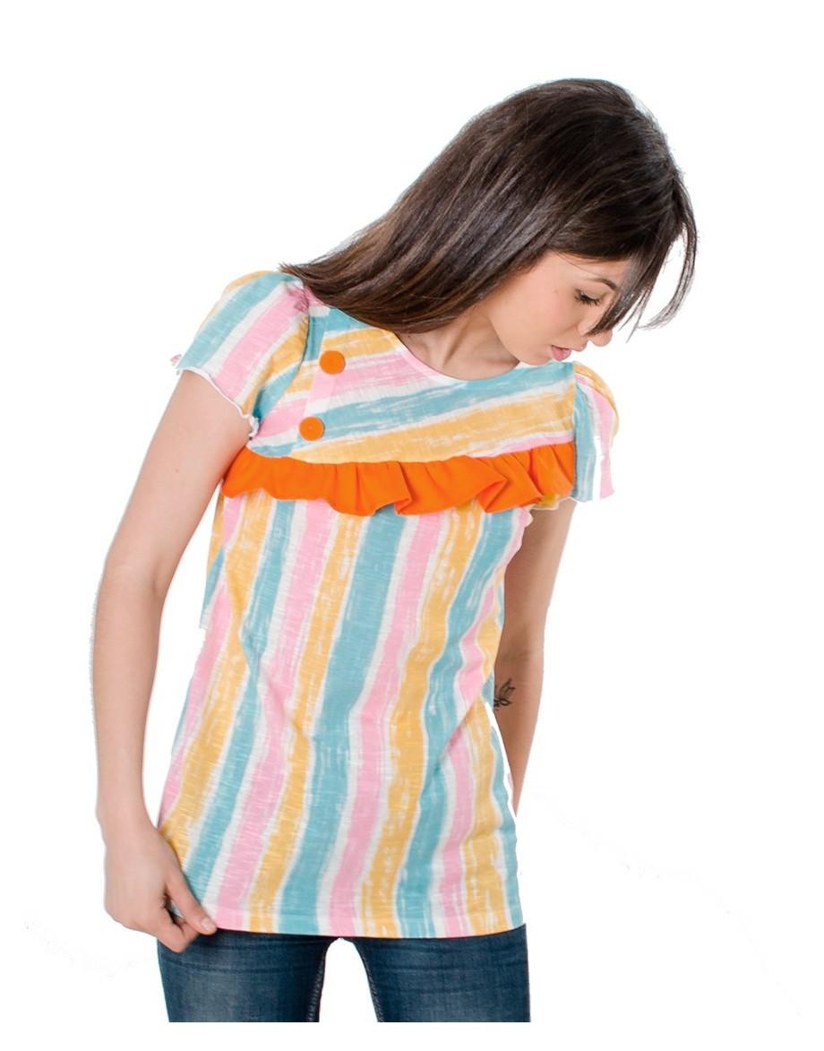 Camiseta El largo y cálido verano