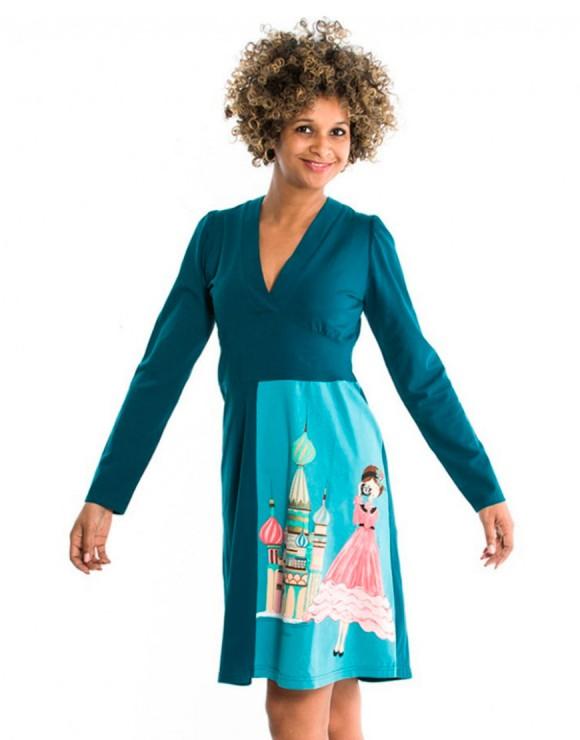 Vestido Petrova
