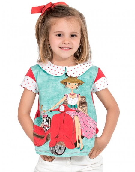 Camiseta Sabrina