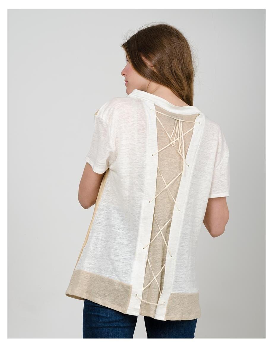 Camiseta La Buena Estrella espalda