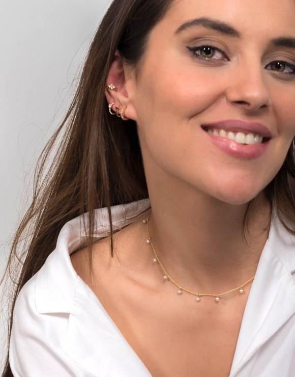 Cadena perlitas Tender