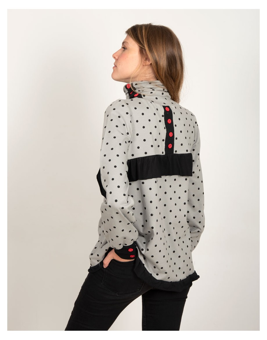 Camiseta Loving Dots espalda