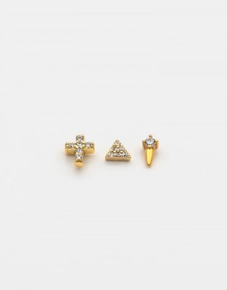 Set Supermini oro