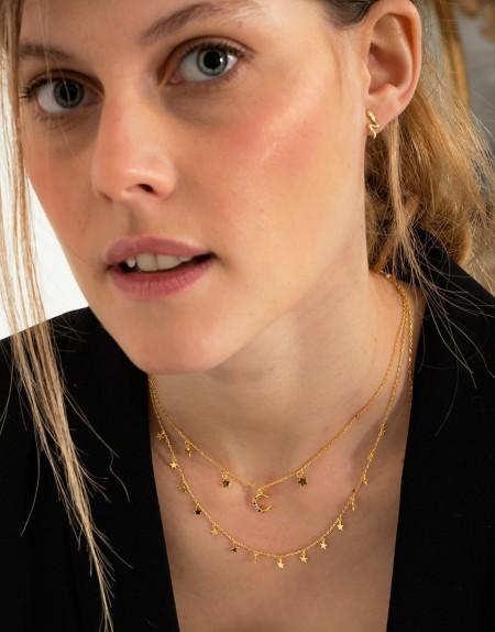 Set Las estrellitas oro modelo