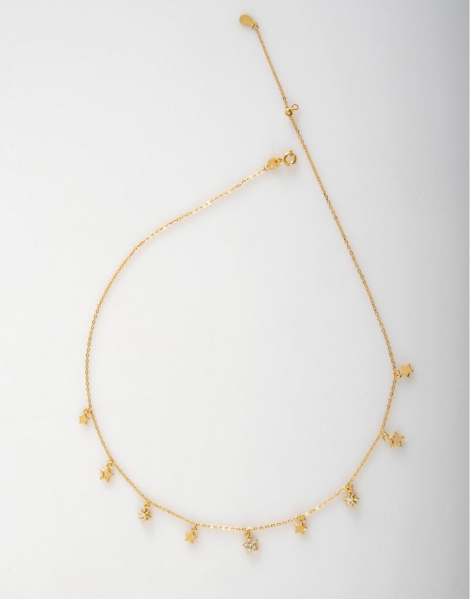 Collar Stars oro