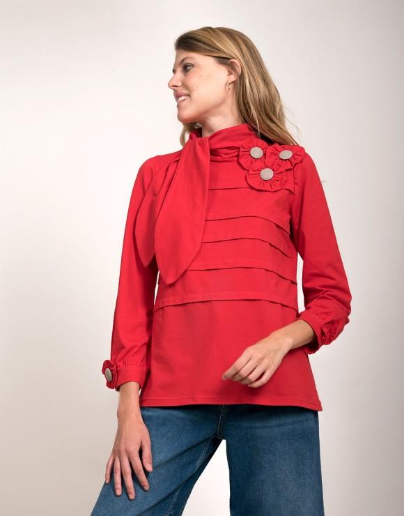 Camiseta Magical red
