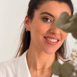Os presentamos uno de nuestros Look de joyería. Desde La Gata Loca nos encanta innovar y combinar distintos pendientes y collares. ¿Que os parece? Descubre cada joya haciendo clic en la imagen o en nuestra web: www.lagatalocaonline.com