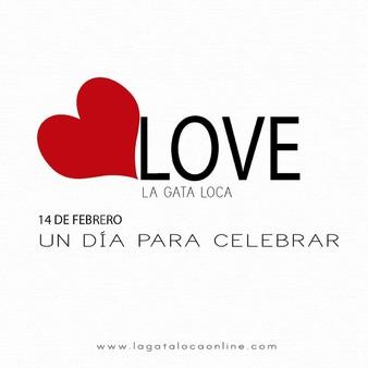 UN DÍA PARA CELEBRAR ❤ #lagatalocaonline #sanvalentin #joyasplata . . . . #regalos #regalosoriginales #regalosanvalentin #regalar #regalarporsanvalentin #enamorados #joyas #pendientes #collares #blusasmujer #regalosmujer #regalaraunamujer #modachic #modamujer #modaespañola #lagatalocamoda #lagatalocajoyas