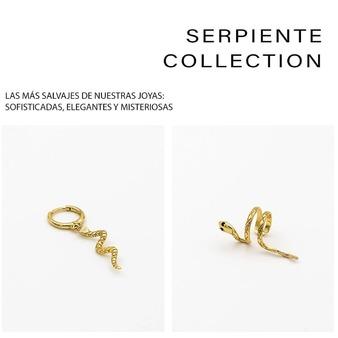 Pendientes Minis, ear cuff, piercing y aros de serpientes. Entra en la web y descubre todos los modelos disponibles en plata y en plata con baño de oro. @lagatalocaonline . . . . . #lagataloca #lagatalocaonline #pendientesplata #earrings #joyasplata #aros #arosplata #earcuff #pendientesmini #joyas #joyasoriginales #jewel #jewelry #jewellery #silver #goldjewelry