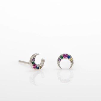 #Pendientes #luna #earrings #moon #jewelry #jewels #joyas #joyasplata #joyasdiseño #jewellery #jewelsofinstagram #pendientesdeplata #joyeria #lagataloca #lagatalocajoyas #joyasonline