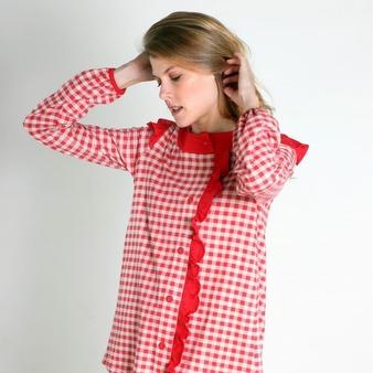🧥👚 NUEVO POST EN EL BLOG 👚🧥  CUADRITO VICHY + BLUSITA ROMÁNTICA: UNA COMBINACIÓN GANADORA  Permanece atenta a las Últimas Novedades de La Gata Loca online en 👉 bit.ly/Blog-LGL . . . . . #Moda #modamujer #Blusas #CamisetasOriginales #Jerseysmujer #camisetasmujer #ropa #ropamujer #ropamujeronline #tiendaonline #tiendademoda #tiendaderopa #ropamujer #lagataloca #blogmoda #noticiasmoda #lagatalocamoda #lagatalocaonline